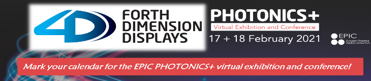 EPIC Photonoics+ 2021